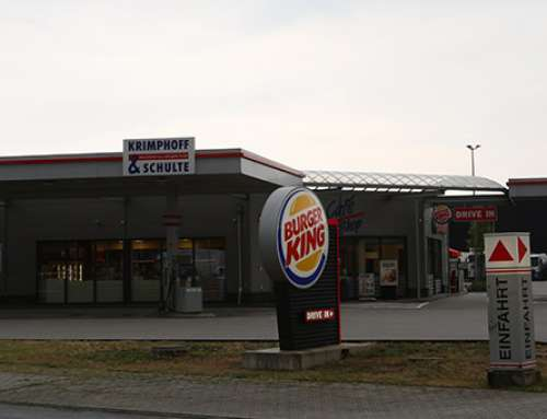 Burger King und Krimphoff & Schulte