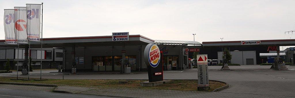 Krimphoffe und Burger King